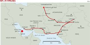 The Pipeline Would Carry 90 Million Standard Cu M Day MMscmd Of Natural Gas From 16 Tcf Galkynysh Field Formerly South Yolotan Osman Under 30 Year