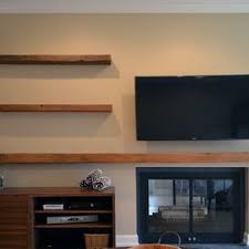 Reclaimed Lumber Floating Shelves By Ron Cramer