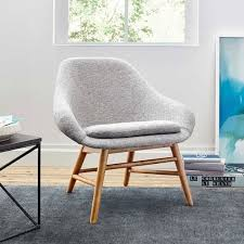 west elm mylo chair in new york ny apartment therapy