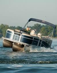 Pontoon Boat Sinks Nj by Flipping My Pontoon In Rough Seas Page 5 The Hull Truth