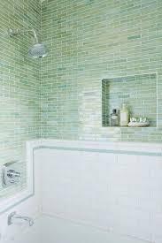 glass accent tile for bathroom glass tile bathroom wall