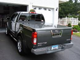 Trifecta Bed Cover by Best Tonneau Cover Nissan Frontier Forum