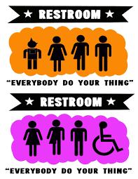 Gender Neutral Bathroom Colors by Bathroom Break Designers Create New Generation Of No Gender