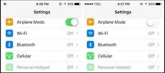 iPhone wont connect to Wi Fi Airplane mode IT Phobia