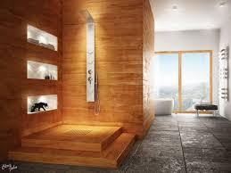 un spa à la maison salles de bain moderne façon spa