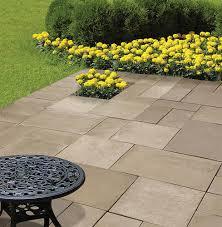 16 x 24 wetcast yorkstone patio block at menards