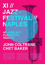 Poster Design Inspiration 30 Artistic Jazz Designs