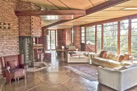 100 Frank Lloyd Wright Houses Interiors Hanna House A House You Can Tour