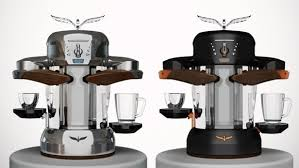 La Fenice Coffee Machine First To Use Electromagnetic Induction Heating