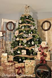 Collection Of Solutions Rustic Christmas Trees Decor Brilliant Decorations