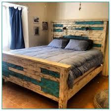 Wood Headboard And Footboard