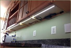 hardwired cabinet led lighting best direct wire ideas