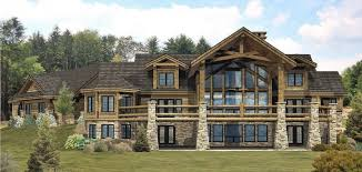 Large Log Cabin Floor Plans Photo by Jackson Version Ii Log Homes Cabins And Log Home Floor Plans