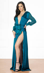 stand collar long sleeve maxi dress tbdress com indie xo loving
