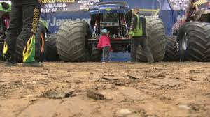 100 Monster Trucks Green Bay A Monstrously Fun Time Two Boys Affected By Childhood Cancer Get