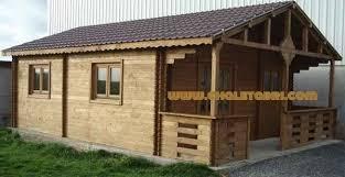 chalet en kit habitable prix habitations légères de loisir hll chalet avec surface