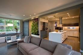 cuisine et salon dans la meme nett cuisine et salon ouverte sur en 55 id es open space superbes