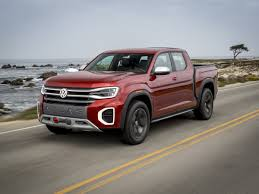 Volkswagen Atlas Tanoak And Atlas Cross Sport Concept Review ...
