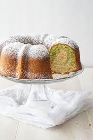 Pistachio Vanilla Butter Bundt Cake Sugary & Buttery