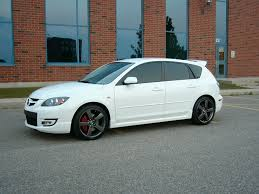 Mazdaspeed 3 done right Car Stuff Pinterest