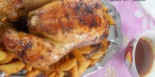 cuisiner poulet au four poulet au four amour de cuisine