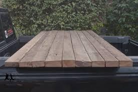 reclaimed heart pine farmhouse table u2013 diy u2013 part 1 u2013 milling old