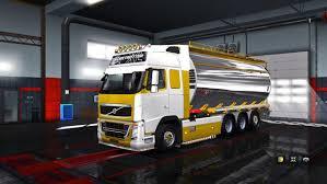 DEVIL BDF TANDEM TRUCK PACK 1.31 V91.0 ETS2 -Euro Truck Simulator 2 Mods