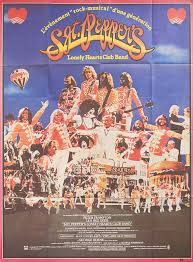 Sgt Peppers Lonely Hearts Club Band 1978 French Grande Poster