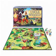 Image Is Loading Uncle Wiggily Board Game Classic Bunny