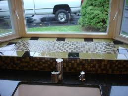 Kitchen Bay Window Over Sink by Decorating Ideas Of Kitchen Bay Window Over Sink Curtains For
