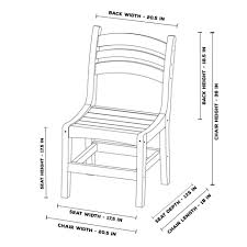 Extraordinary Dining Chair Seat Height Standard Room Chairs High Fabulous Dimensions Armchair Design Ideas Kitchen Table Cushions Beautiful Armchairs