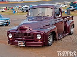 1952 International Harvester Pickup Truck. [Desktop Wallpaper ...