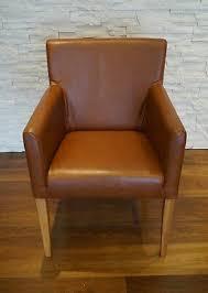 stühle möbel wohnen breite echtleder esszimmerstühle stuhl
