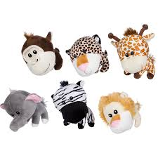 Petco Dog Beds by Petco Big Head Jungle Animal Plush Dog Toy I Have The Lion One