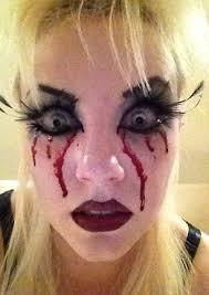 Prescription Contact Lenses Halloween Uk by Halloween Reveller U0027s Novelty Lenses Became Glued To Her Eyeballs