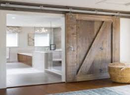 Bathroom : Awesome Barn Sliding Door 2 Awesome Barn Door For ... Cheap Sliding Interior Barn Doors Exteriors Door Hdware Dallas Tx Track For Homes Idea Bedroom Farm For Double Remodelaholic 35 Diy Rolling Ideas Diy Home Design Plans Small Mini Door Inside Stunning Best Pocket Fniture New With Decorative Carving Room Divider Amazoncom Tms Wdenslidingdoorhdware Modern Steves Sons 36 In X 84 Rustic 2panel Stained Knotty Alder