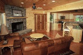 great photo of modern kitchen log cabin design log home decor