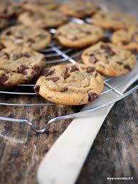 recette de cuisine cookies chewy cookies les cookies qui restent moelleux longtemps