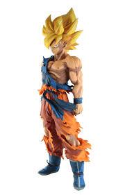 Dragon Ball Z Master Stars Piece Super Saiyan Goku