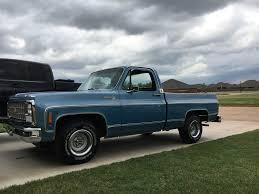 100 Pro Street Truck 1980 C10 383 Build