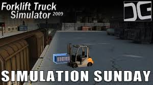 100 Forklift Truck Simulator 2009 Gameplay FYI Dont Hire Me To Move