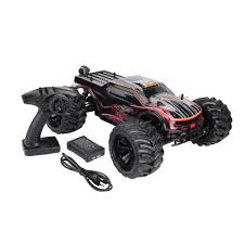 100 Brushless Rc Truck US 41437 25 OFFJLB Racing 11101 Upgrade 110 Four Wheel Drive RC Cross Country Car 24GHz Vehicle Monster RTR EU 100 240Vin RC
