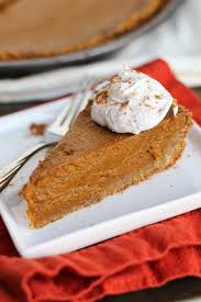 Pumpkin Pie With Molasses Brown Sugar by Vegan Pumpkin Pie Once Upon A Cutting Board
