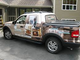 100 Vinyl Wraps For Trucks Truck Seattle Custom Truck Graphics AutoTize