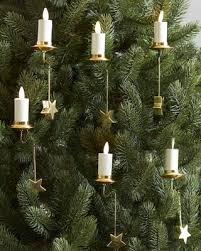 Miracle Flame Christmas Tree LED Candles