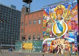 coloring philadelphia mural art