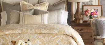 Bed & Bedding Brown Bedding Set By Eastern Accents With Diamond
