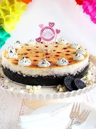 weisse schokolade himbeer cheesecake