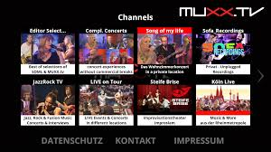 muxx tv appstore for android