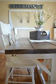 Country Kitchen Table Centerpiece Ideas by 5 Ways To Style A Wooden Crate Little Vintage Nest